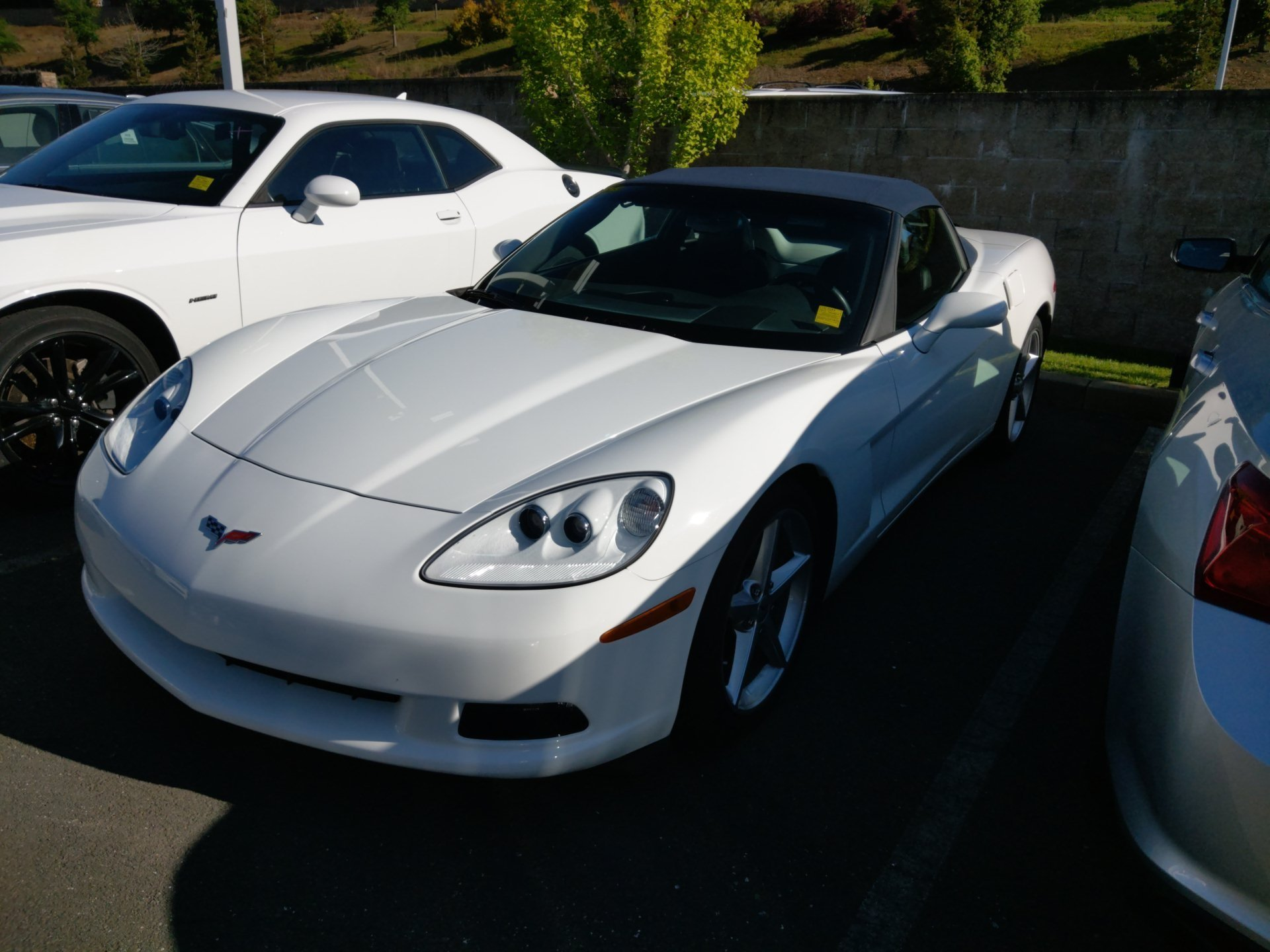Pre-Owned 2012 Chevrolet Corvette w/1LT