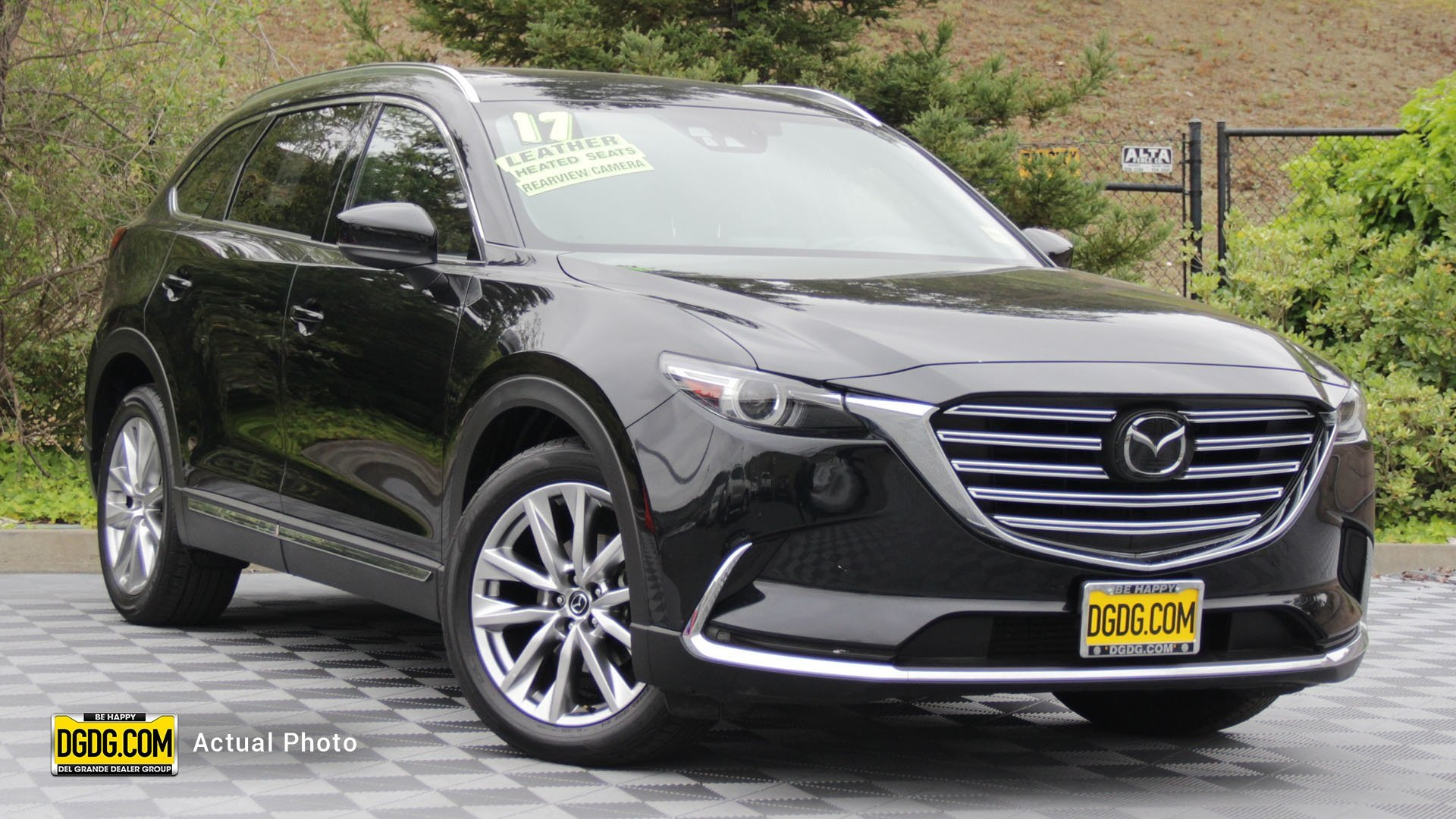 Pre-Owned 2017 Mazda CX-9 Signature
