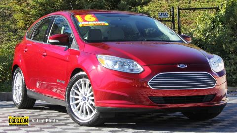 Pre-Owned 2016 Ford Focus Electric Base