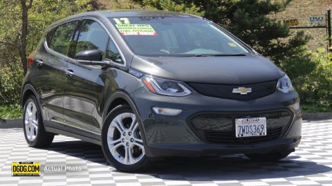 Pre-Owned 2017 Chevrolet Bolt EV LT