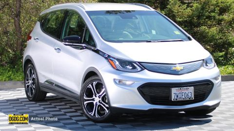 Pre-Owned 2017 Chevrolet Bolt EV Premier