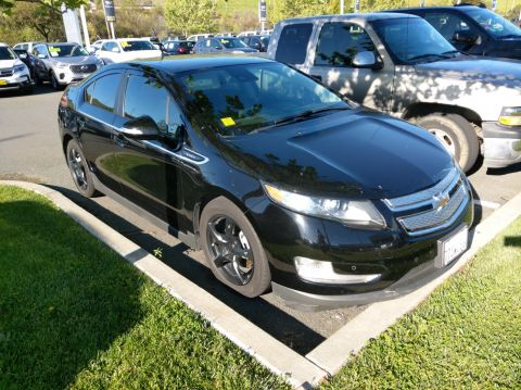 2013 Chevrolet Volt Base FWD 4dr Car