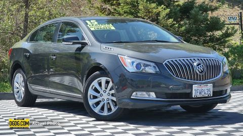 2015 Buick LaCrosse Leather FWD 4dr Car