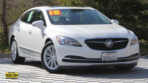 2018 Buick LaCrosse Essence FWD 4dr Car