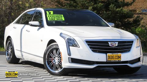 2017 Cadillac CT6 Luxury AWD AWD