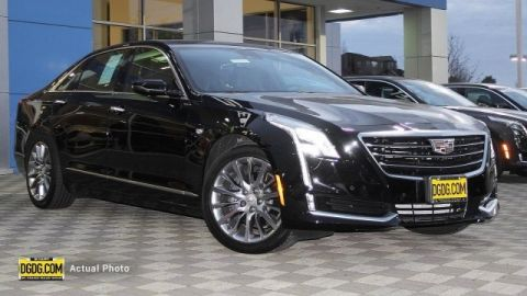 2017 Cadillac CT6 Premium Luxury AWD AWD