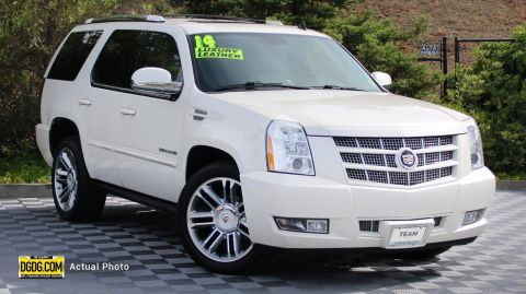 2014 Cadillac Escalade Premium With Navigation & AWD