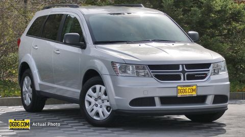 Pre-Owned 2014 Dodge Journey SE