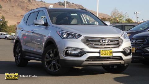 2018 Hyundai Santa Fe Sport 2.0T Ultimate With Navigation