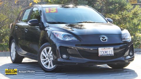 2013 Mazda3 i Grand Touring With Navigation