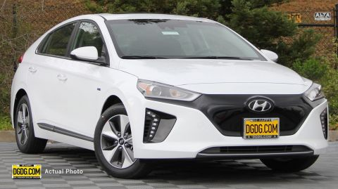2019 Hyundai Ioniq Electric Limited With Navigation
