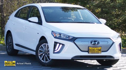 New 2020 Hyundai Ioniq Electric SE