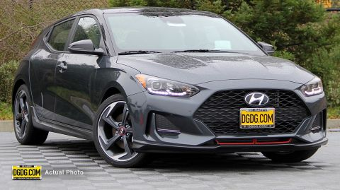 2019 Hyundai Veloster Turbo Ultimate With Navigation
