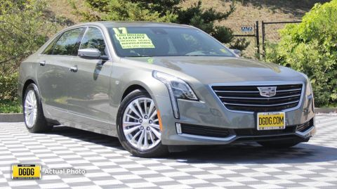2017 Cadillac CT6 PLUG-IN RWD RWD 4dr Car